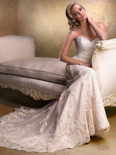 A-line design dress - Emma with Cap Sleeve