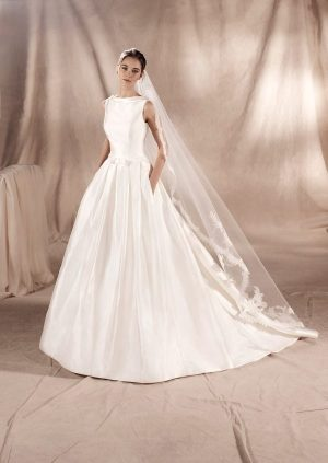 Ballgown wedding dress - Sabrina