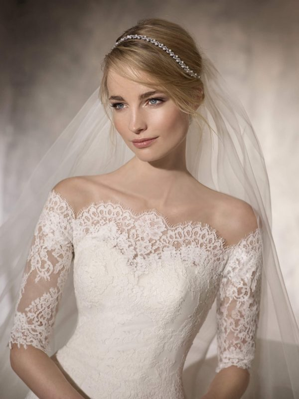 Flare wedding dress - HARA