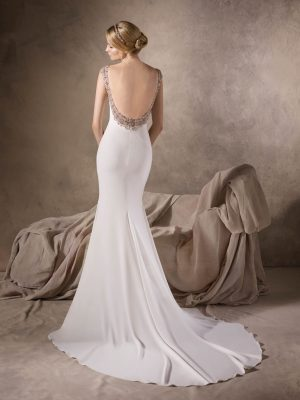 Mermaid wedding dress - HASINA