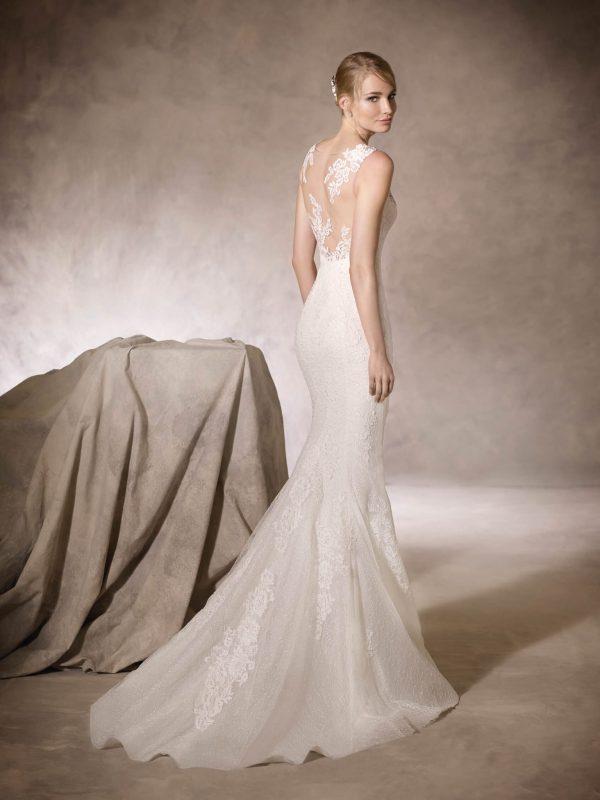 Mermaid wedding dress - HELOISE