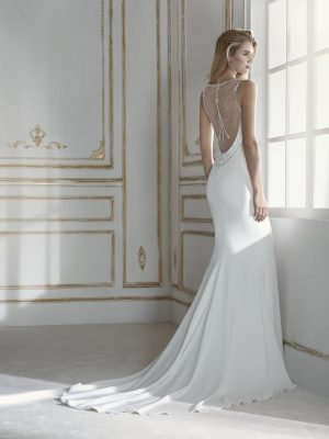Mermaid wedding dress - PALERMO