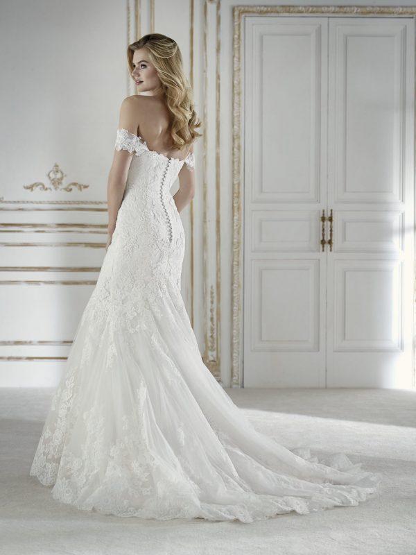 Mermaid wedding dress - PARMA