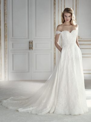 Ballgown Design Wedding Dress - PHOENIX