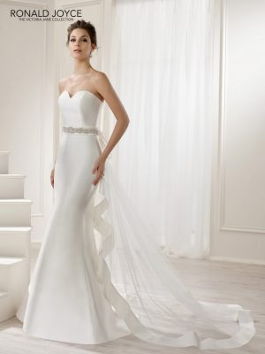Strapless Wedding Dress - 18154 Lidia