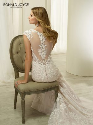 Fishtail gown - 69273 Harrie