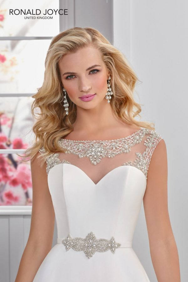A-line gown - Nadia 69312