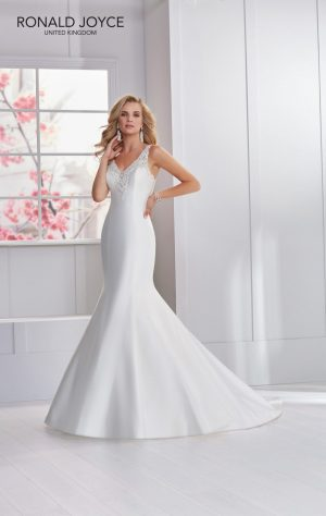 Fishtail gown - Nile 69316