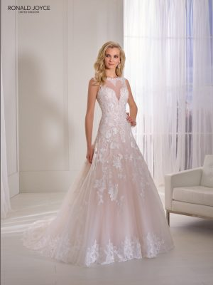 A-line wedding dress - Nara 69357