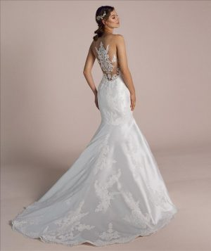 Fit and Flare Gown - Babylon