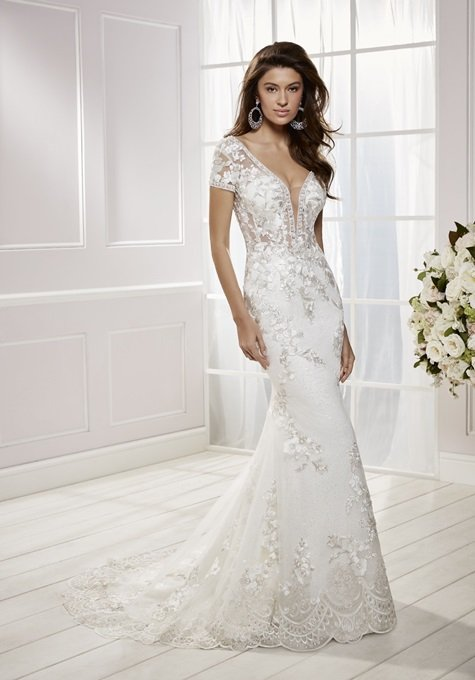 Wedding Gown - Clara 69454