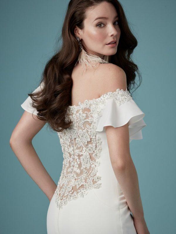 Simple wedding dress - Ainsley
