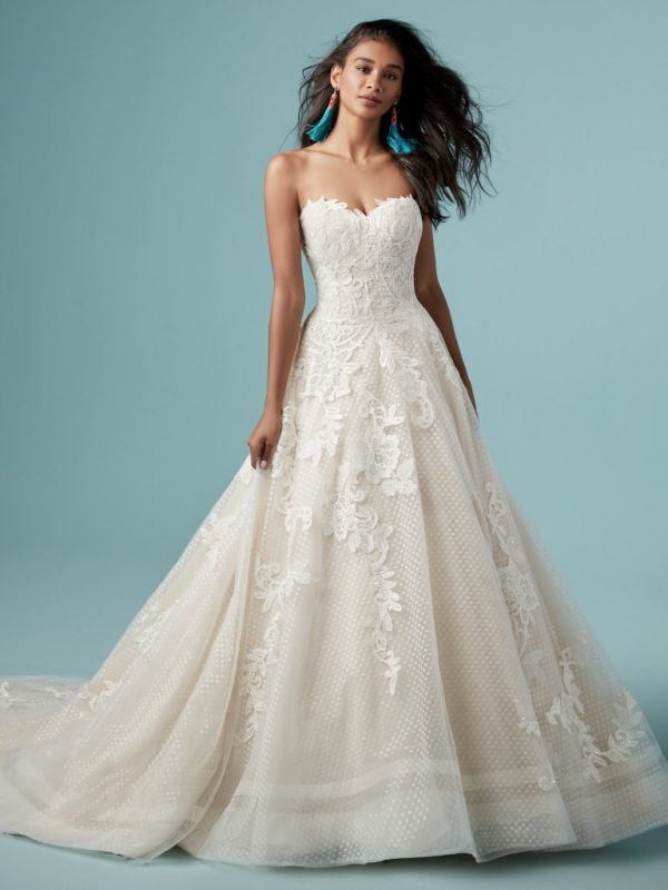 Wedding dress - Paislee