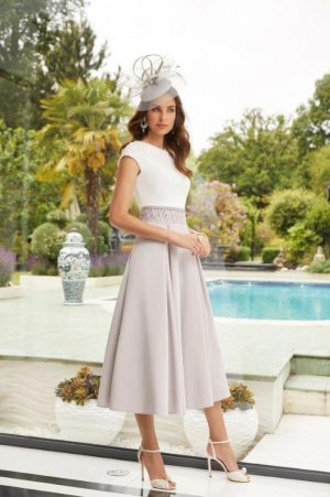 Classic tea length dress - 29462 Invitations