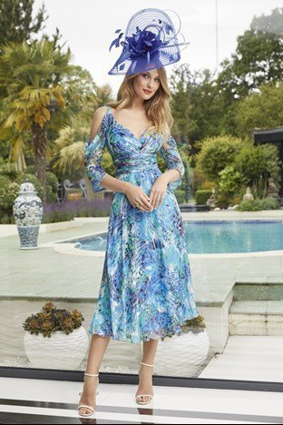 A-line chiffon dress - 29471 Invitations