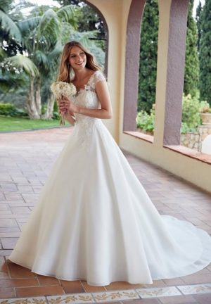 Elegant, romantic ball gown - Dalila 69502