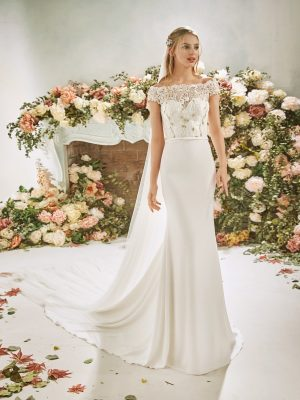 Wedding Gown - Juniper