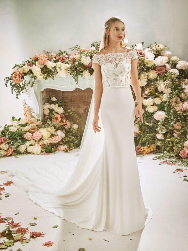 Wedding Gown - Juniper