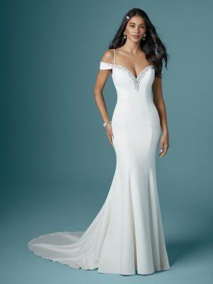 Stunning off the shoulder dress - Eve