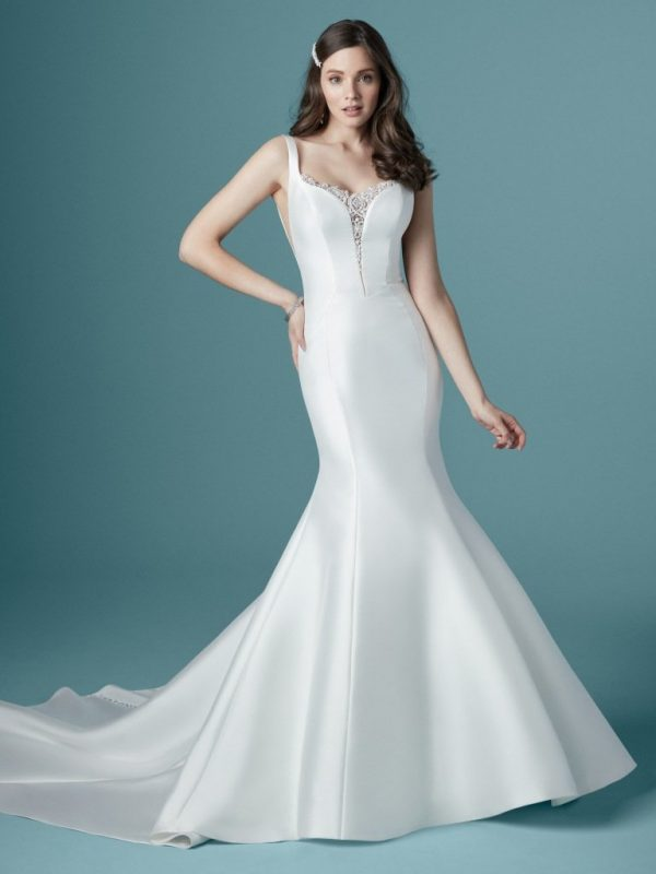 Mermaid wedding dress - Ladelle