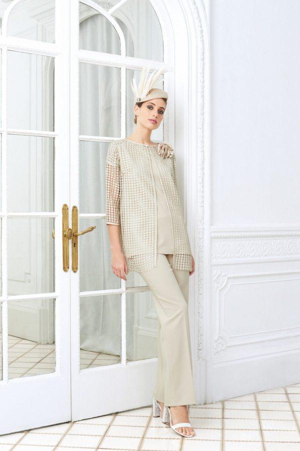 3 piece trouser - Luis Civit R418 Y771 T572 413/717 030