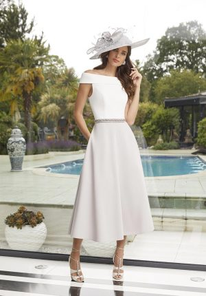 Tea length dress - 29458C Invitations